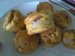 MUFFINS JAMBON -RICOTTA photo-776-300x225